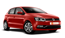 Volkswagen Polo 5 doors or similar