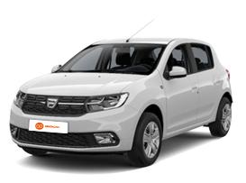 Dacia Sandero 5 Plazas ó similar