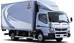 Mitsubishi Canter o similar