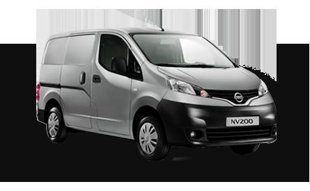 Nissan NV200 Confort (2 puertas correderas laterales)
