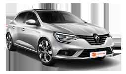 Renault Megane 5 puertas o similar