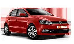 Volkswagen Polo 5 puertas o similar